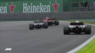F1 2018 Brazil. Kimi   Bottas