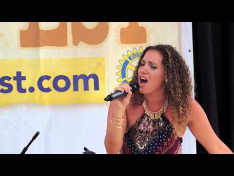 Set Fire To The Rain & I Who Have Nothing- Elise Mariah (Singfest 2015)