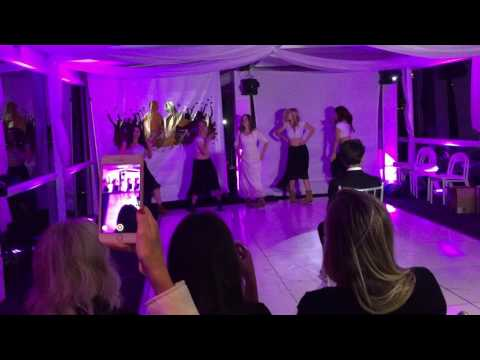 Footloose Inspired Bridesmaids Dance!! So Epic!!