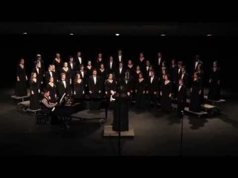 Bexley H.S. Vocal Ensemble-Regina Coeli K. 127, Wolfgang Amadeus Mozart
