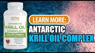 Which Krill Oil Complex is Best?