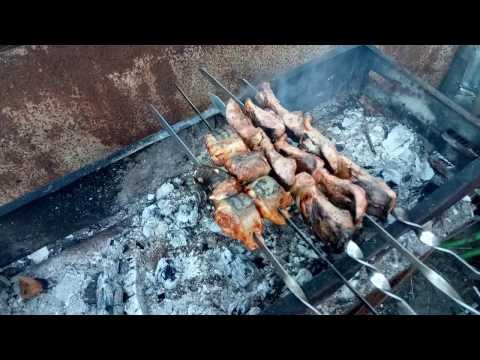 Спецпосол из скумбрии кулинарный рецепт