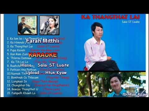 Farah Mitthli II karaoke By Htun Kyaw