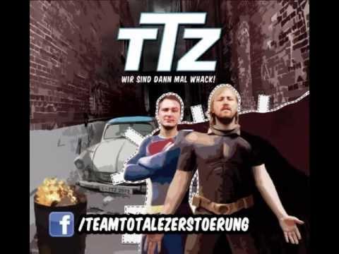 Team Totale Zerstörung - Straight Outta Leipzsch