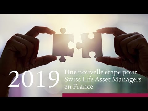 Swiss Life Asset Managers France fusion 2019