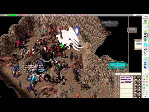 Ultima Online Forever: Glaurung the Ancient One