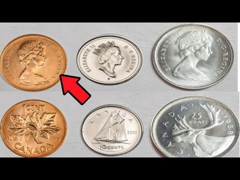 Price Of Old Canada Coins Value | Rare Old Canadian Coins Value