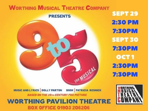 9 to 5 the Musical Teaser Trailer - WMTC