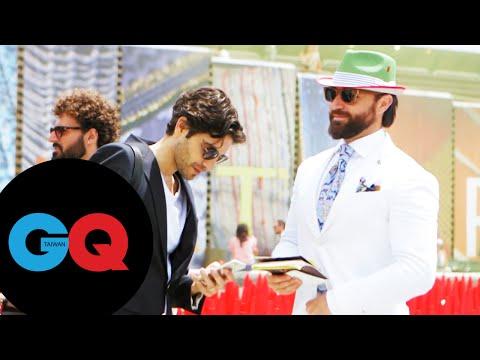 Pitti Uomo愛美男人的生態之旅 GQ Fashion