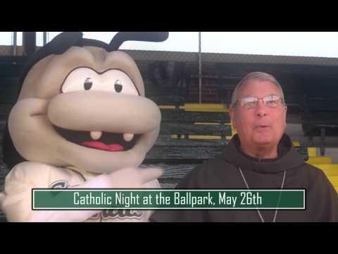 Catholics Pack the Park!