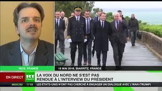 Frédéric Saint-Clair : «Dans la totalité du monde médiatique, il y a un malaise, un problème Macron»