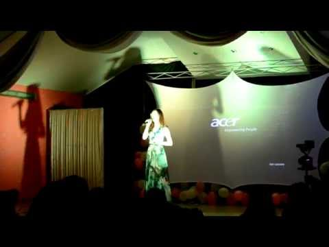 Angel Di - Never forget you (Angela Chang cover)