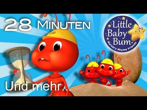 Die Ameisen marschieren   Und noch viele weitere Kinderlieder   von LittleBabyBum