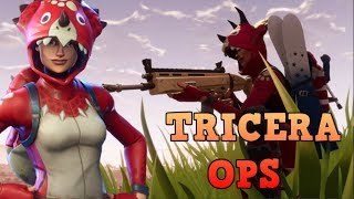 Best Outfit Cominations for Tricera Ops! - Fortnite Skins