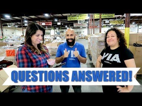 Liquidation Q&A. I asked the Tough Questions!