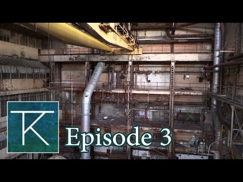 HUGE Abandoned Electric Company - Ep 3 - Trekked Podcast