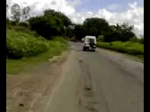 Way to Jyotirlinga at Aundha Nagnath 4Km