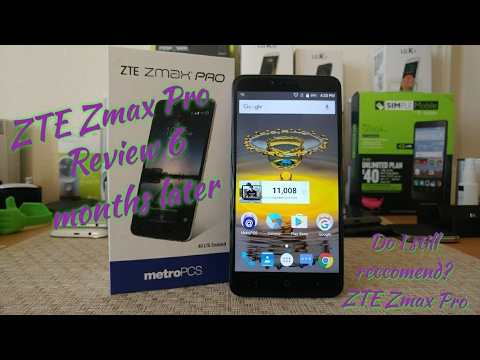 disappointment zte zmax 2 system update communicate many times