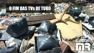 O fim das TVs de tubo no Rio de Janeiro