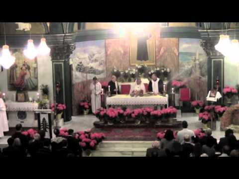 Easter Sunday Service with Bishop Massoud Cleveland Saint Ma