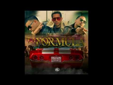 La Fórmula - De La Ghetto Ft. Daddy Yankee Y Ozuna ( Audio Oficial )