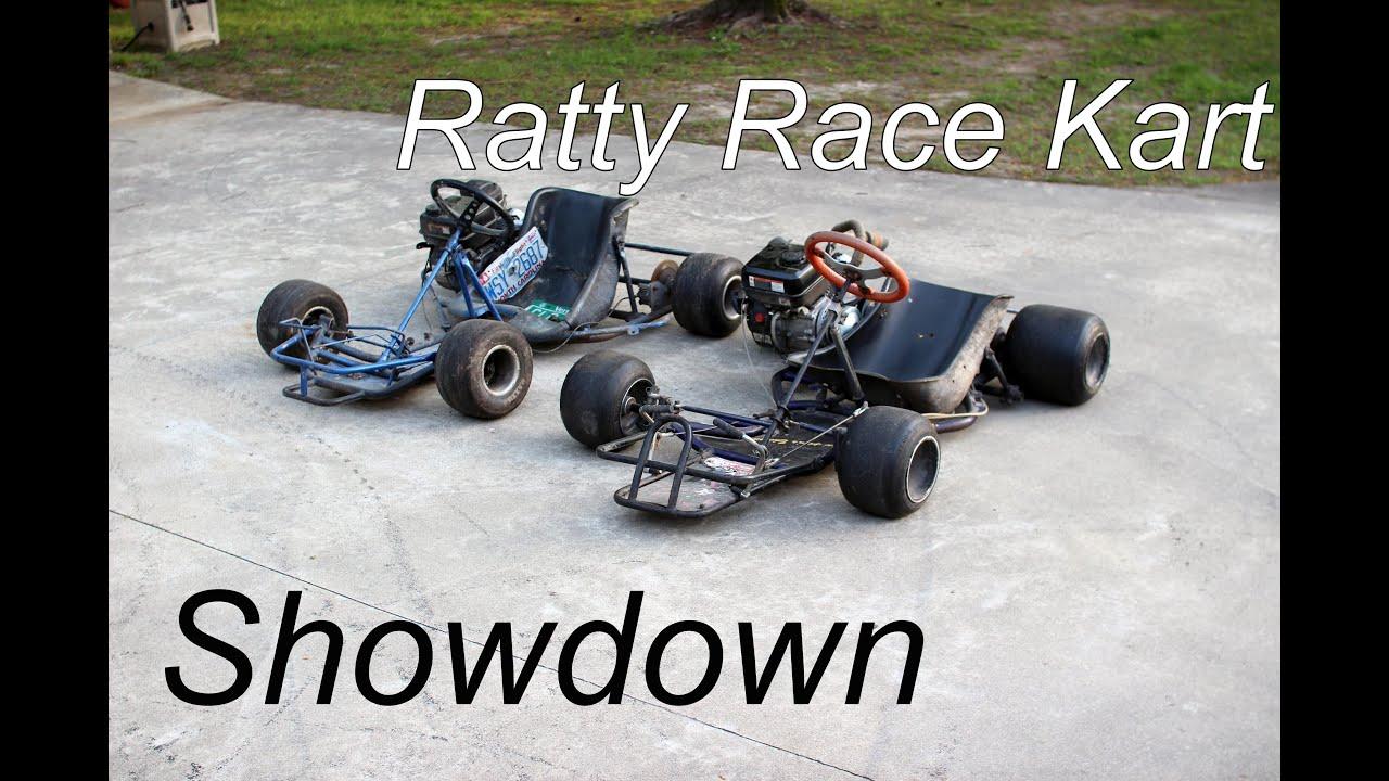 Junkyard Kart Showdown!