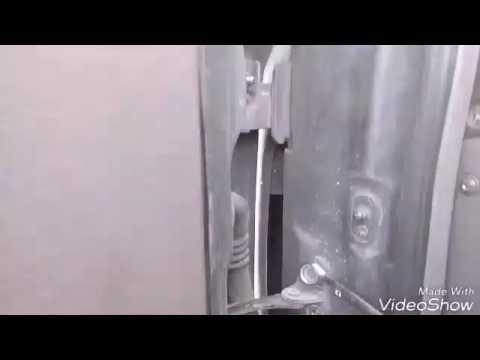 Замена передней двери на Ford Scorpio 86 г/в.