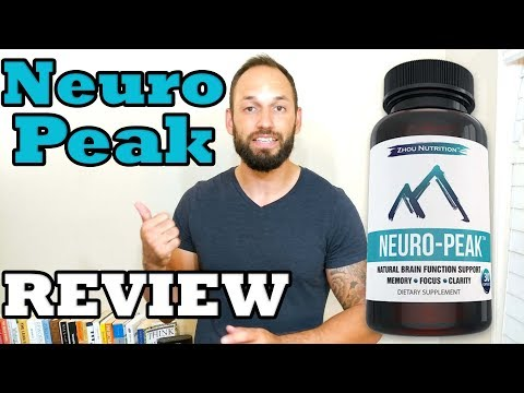 Brain Peak Pills Reviews