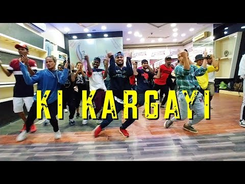 KI KARGAYI | Raxstar Ft The PropheC | Kartik Raja Choreography | Dance (class) Video