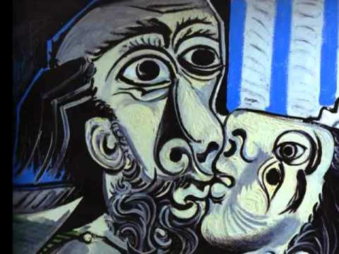 The Modern Lovers- Pablo Picasso