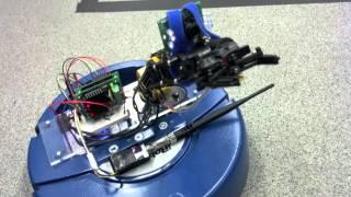 MoboRobo: Bomb Defuser Extraordinaire