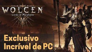 Wolcen: Lords of Mayhem - Jogando esse game LINDO e exclusivo da Steam