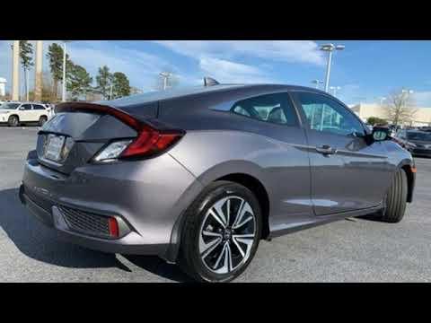 Used 2016 Honda Civic Daphne, AL #K5633456Z