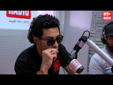 Dizzy Dros dans le Morning de Momo sur HIT RADIO - 28/04/15
