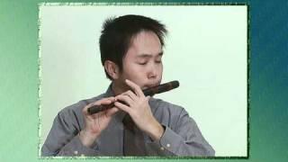 楽器の紹介その二「龍笛」(1/2)