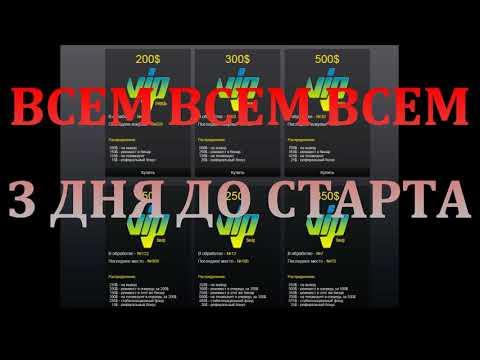 Внимание старт! Проект BIG BEHOOF-VIP - ЛИНИИ!