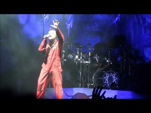 Slipknot :Snuff  @Heavy MTL 2012