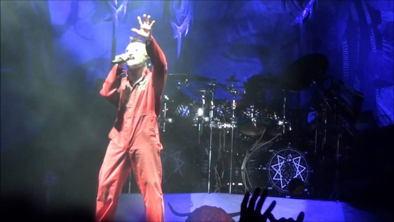 Slipknot :Snuff Live @Heavy MTL 2012 - YouTube
