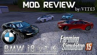 "[""vit£3 modeer"", ""vitte modeer"", ""vite modder"", ""bmw"", ""bmv"", ""mod review bmw farming simulator"", ""animal time"", ""mod aggiornate farming simulator gold edition ita"", ""bmw i8 v1.6 recensione"", ""modder che fa vedere le sue mod"", ""serie fs15 gameplay ita"", """
