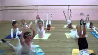 ХБШ открытый урок. Дети 5-6 лет. ч2
