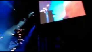 Concierto 2014 Dani Mart�n en Torrejon de Ardoz