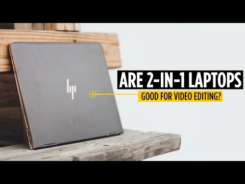 Can You Edit Video on a 2in1 Laptop?