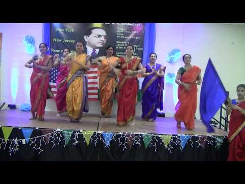 Nila Zhenda: 127th Birth Anniversary of Dr. Ambedkar. New Jersey 2018