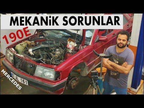 Mercedes 190E Yenileme Maliyeti Ne Olur? | 2.Bölüm