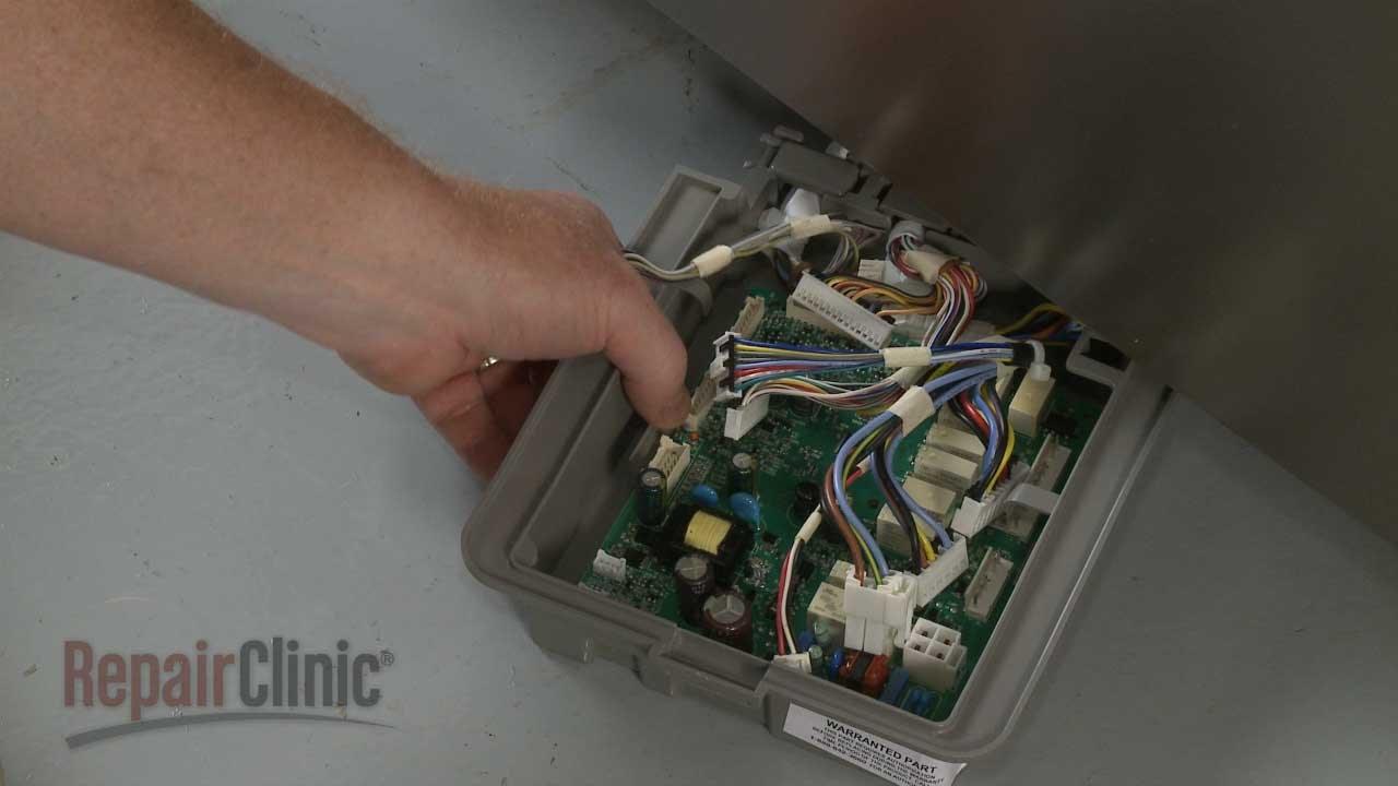 Frigidaire Refrigerator Replace Main Control Board