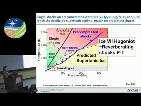 Geophysical Laboratory Seminar - Marius Millot