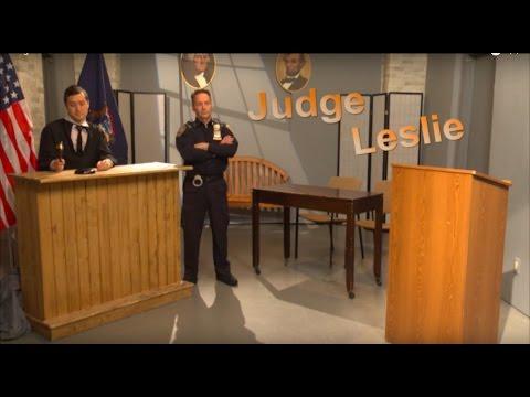 Judge Leslie