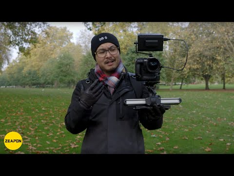 Cinematic filming with Olympus OM-D & Zeapon Micro 2 Slider