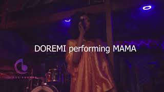 DOREMI performing MAMA