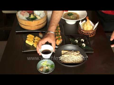 Japanese food in India? Come to EN -  The Japanese Restaurant